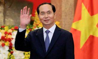 Vietnam President dead after after prolonged illness