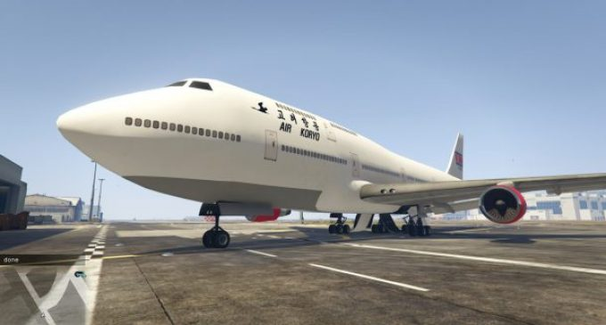 North Korea resumes flights to Chinese city