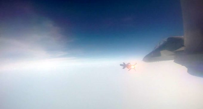 IAF successfully test fires air-to-air Astra missile