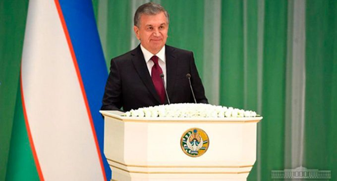 President of the Republic of Uzbekistan Shavkat Mirziyoyev addressed the Senate and the Legislative Chamber of the Oliy Majlis