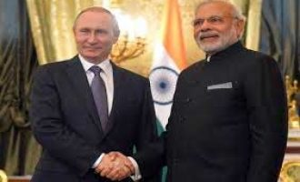 Modi, Putin hold restricted meeting