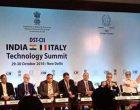 India-Italy Technology Summit inaugurated