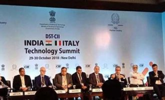 India-Italy Technology Summit inaugurated