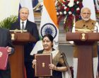 Ignoring US threat, India, Russia ink deal on S-400 missile system