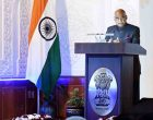 PRESIDENT KOVIND IN TAJIKISTAN; ADDRESSES INDIAN COMMUNITY; SAYS OUR DIASPORA IS KEY PARTNER IN INDIA'S INTERNATIONAL OUTREACH