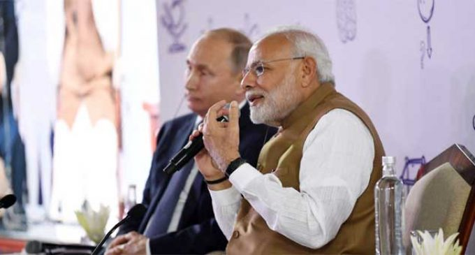 India, Russia ink action plan to set up 6 more n-reactors in India