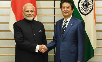 India, Japan commit to further concretise cooperation in Indo-Pacific