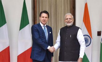 India, Italy condemn terrorism, its state support