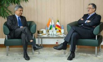 Indian ambassador to Tehran,Tehran Chamber of Commerce, Industries, Mines and Agriculture,Iran-India trade