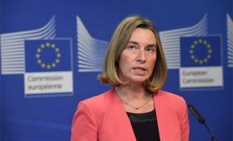 EU seeks to boost ties with India