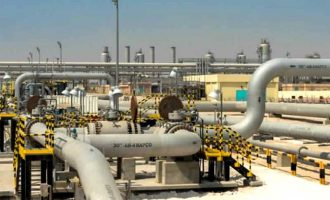 New oil pipeline launched between Bahrain, Saudi Arabia