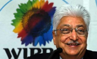 France confers highest civilian award on Azim Premji