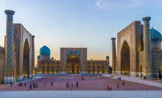 More than 239 thousand foreign tourists visited Samarkand this year