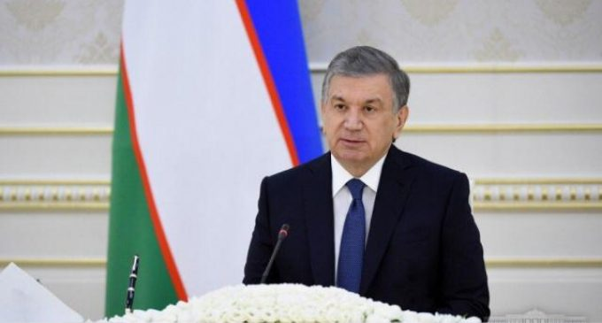 Shavkat Mirziyoyev : Export is the most important, priority area of Uzbekistan's foreign economic policy
