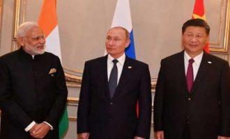 Xi, Putin, Modi agree to increase trilateral cooperation