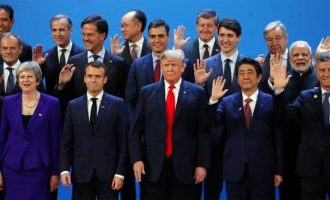 G-20 for WTO reform, use of tech for growth
