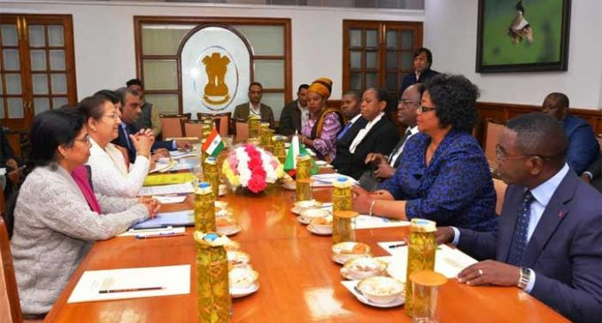 INDIA AND ZAMBIA HAVE HISTORICALLY ENJOYED WARM, FRIENDLY AND CORDIAL RELATIONS: LOK SABHA SPEAKER