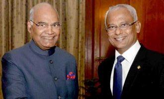 Ibrahim Mohamed Solih, the President of Republic of Maldives, called on the President of India, Ram Nath Kovind