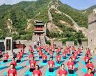 Yoga gains popularity in China, more colleges to come up