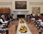 India, Bhutan review development of hydroelectric projects