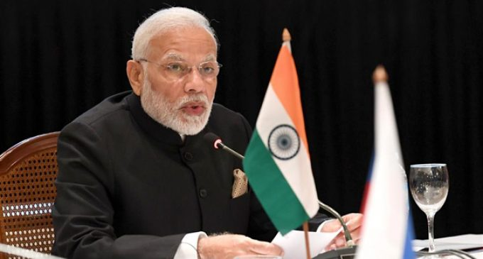 G20 : PM Modi discusses economy, terrorism, fugitive economic offenders