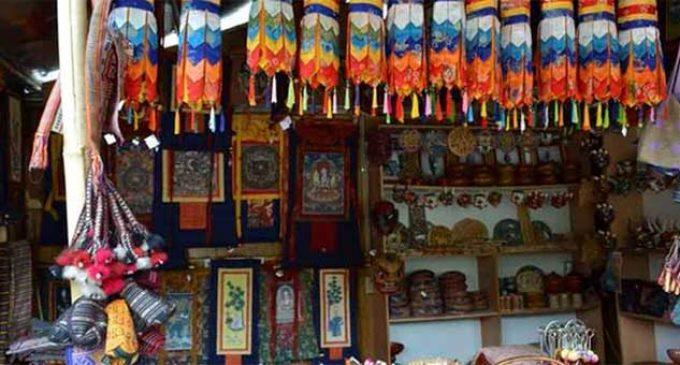 Example of 'craft diplomacy', Indonesian envoy opens Delhi's crafts bazaar