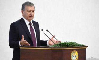 Shavkat Mirziyoyev: 2019 will be a turning point in tourism development