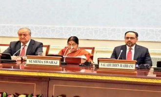 India, Central Asian nations back inclusive Afghan peace process