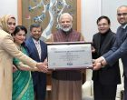 Modi honoured with first-ever Philip Kotler Presidential award