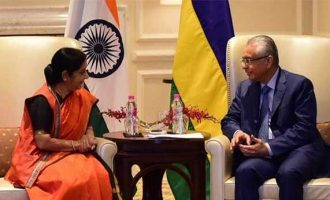 India, Mauritius discuss strengthening bilateral ties