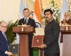 India, Argentina Sign MoU For Co-Operation In Nuclear Energy