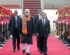 Modi in Seoul: To accept peace award, unveil Gandhi bust