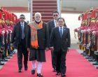 Modi in Seoul: To accept peace award, unveil Gandhi bust