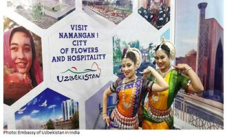 The Times Travel Show Expo: Tourism potential of Namangan has been demonstrated in Mumbai