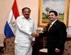 India, Paraguay discuss global terrorism, bilateral issues