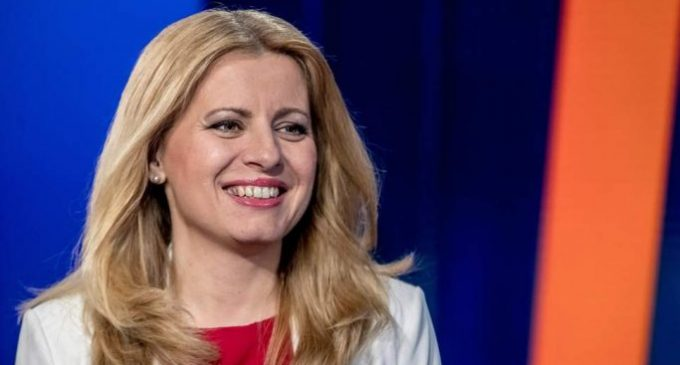 Slovakia elects its first female President