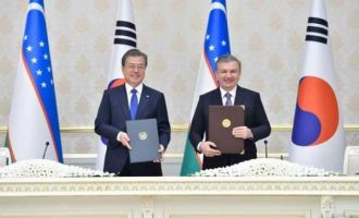 Cooperation between the Republic of Uzbekistan and the Republic of Korea raises to special strategic partnership level