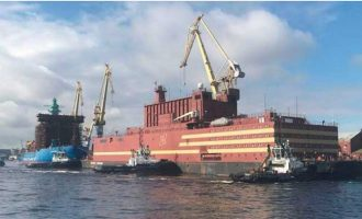Russia's floating nuclear power plant ready for operations
