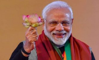 Will not work with bad intentions, will take everyone along : Modi