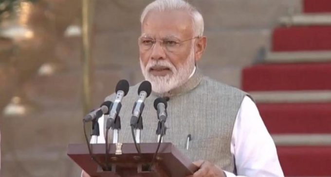 Indian media also needs to go global: PM Modi