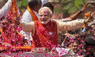 What foreign media said about Modi's victory