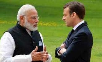 Modi and French President to meet