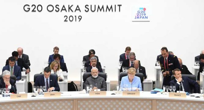 14th G20 Summit begins with focus on global economy, multilateral trade