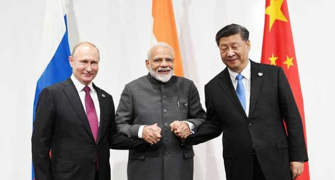 Russia-India-China meet: PM highlights global challenge posed by terror