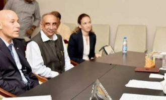 Australian delegation, Israeli envoy call on Andhra CM