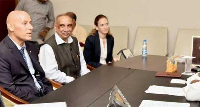 Australian delegation, Israeli envoy call on Andhra CM