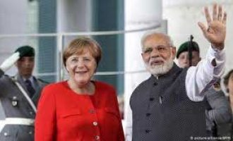 Merkel, Modi share good chemistry, work on for Merkel visit: German envoy