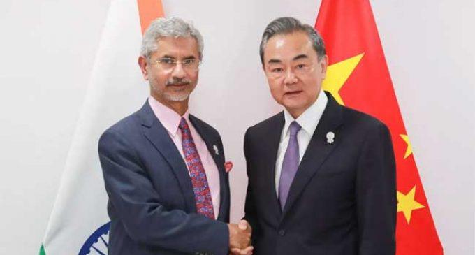 Kashmir an internal matter, does not impact border: Jaishankar to China