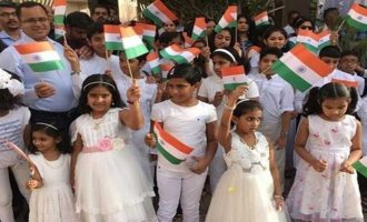 Indian expats celebrate I-Day in UAE