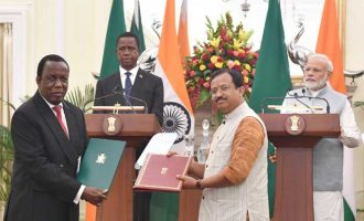 List of MoU/Agreement exchanged during the State Visit of President of the Republic of Zambia to India